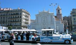 Autobús turístico de Marsella